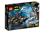 LEGO® DC Comics Super Heroes 76118 - Mr. Freeze™ vs. Batman na Batmotorke™