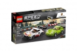 LEGO® Speed Champions 75888 - Porsche 911 RSR a 911 Turbo 3,0