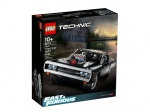 LEGO® Technic 42111- Domov Dodge Charger