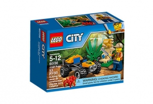 LEGO® City 60156 – Bugina do džungle