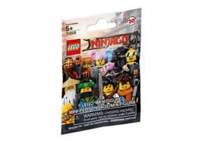 LEGO® Minifigures 71019 - The LEGO® Ninjago® Movie™ - sáčik